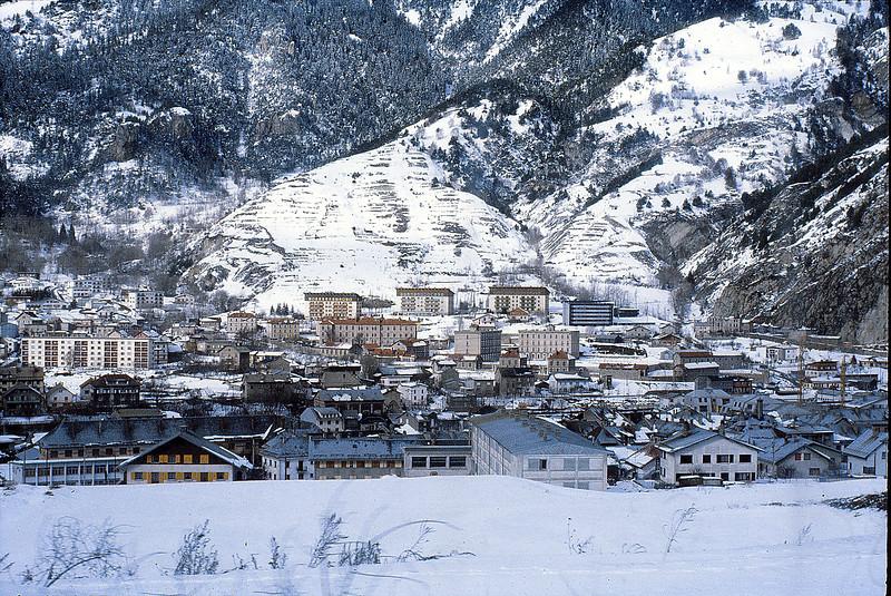 Alps, February 2, 1980