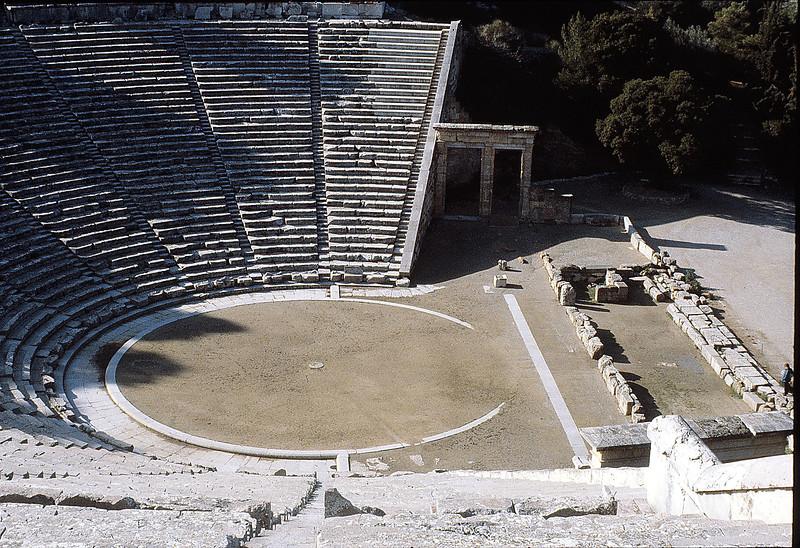 Epidaurus, December 18, 1979