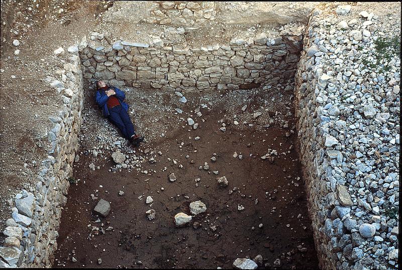 Annie, Mycenae, December 17, 1979