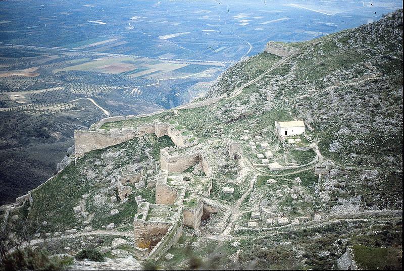 Acrocorinth, December 15, 1979