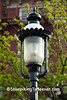 Historic Gas Street Lamp, Clifton Gaslight District, Cincinnati, Ohio