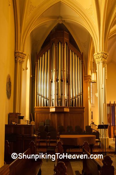 Pipe Organ, St. Joseph's Catholic Church, Appleton, Wisconsin