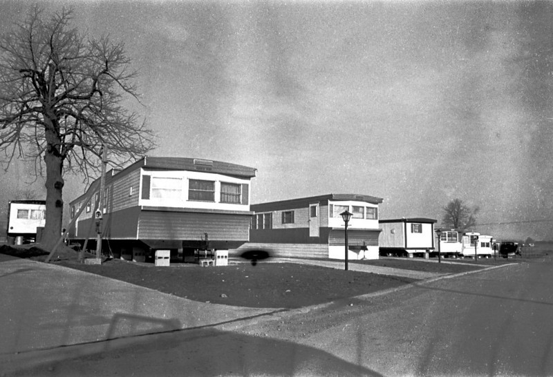Trailers, Champaign, 1969