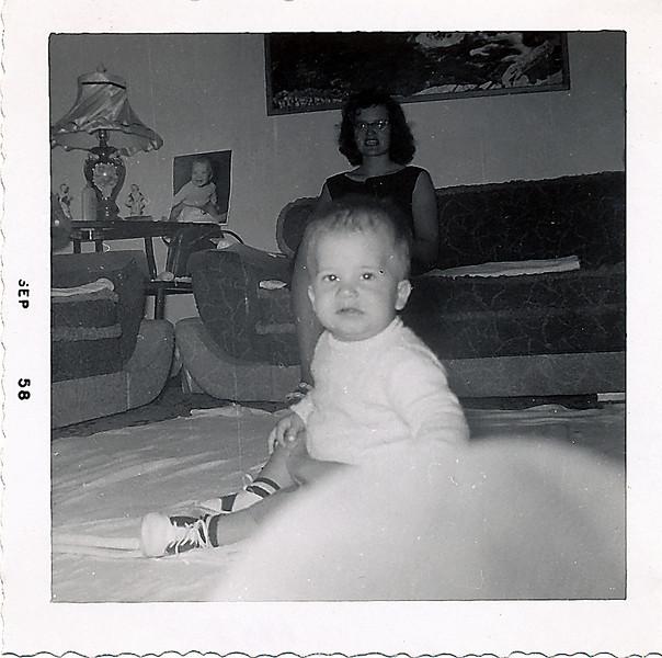 Jean Phillips (Norma Jean Wilkerson), 1936–2008