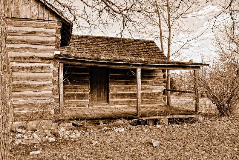 Log Cabin in Ottawa Ohio