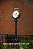 West Liberty Railroad Clock, Muscatine County, Iowa