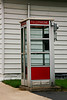 Antique Phone Booth, Tempealeau County, Wisconsin