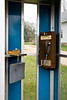 Antique Phone Booth, Adams County, Wisconsin