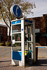Old Phone Booth, Ackley, Iowa