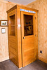 1930s-Era Telephone Booth, Filmore County, Minnesota