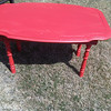SOLD.<br /> Coffee table after.