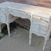 SOLD.<br /> After. Shabby distressed vanity.