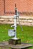 Old Water Pump, St. Aloysius Cemetery, Sauk City, Wisconsin