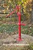Old Water Pump at Red Brick School, Washington County, Iowa