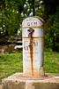 Antique GEM Water Pump, Rabbit Hash, Kentucky