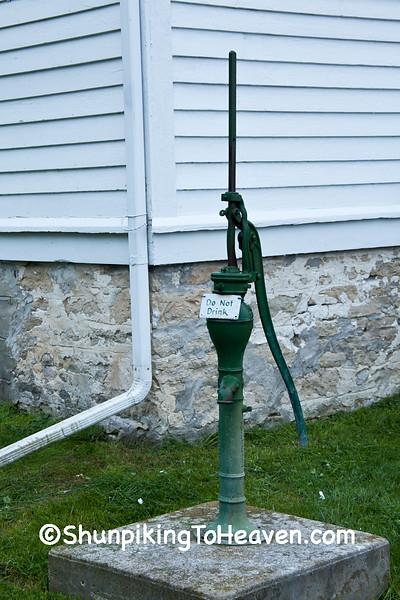 Old Water Pump, Dane County, Wisconsin