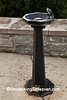 Antique Drinking Fountain with Foot Pedal, Cincinnati, Ohio