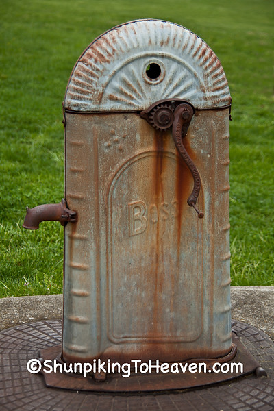 Boss Cistern Pump, Jessamine County, Kentucky
