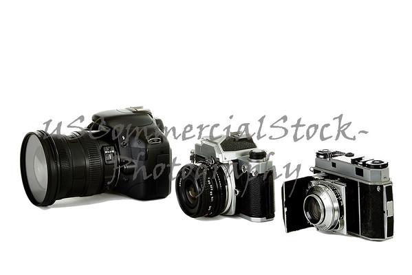 Generations of cameras