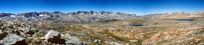 This is a panorama that I stitched together from the five prior scanned images.