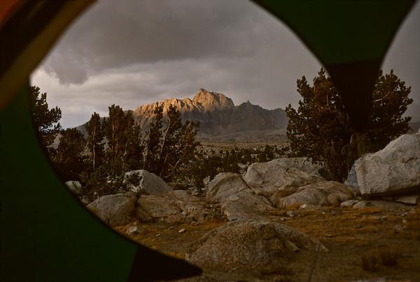 Humphrey's Basin, Sierras
