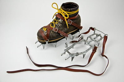 Salewa flexible crampons