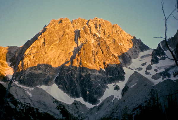 North Face, Dragontail Peak