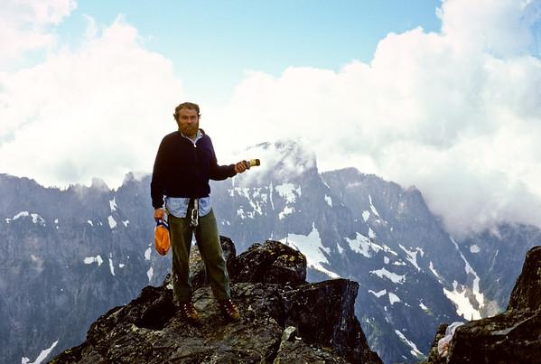 North Face, Mt. Index