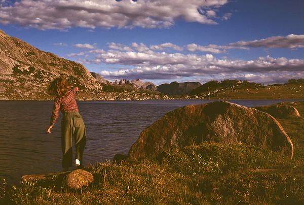 Wind River Honeymoon