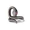 1.00ctw Diamond Serpent Ring 0