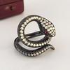 1.00ctw Diamond Serpent Ring 6