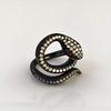 1.00ctw Diamond Serpent Ring 16