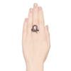 1.00ctw Diamond Serpent Ring 2
