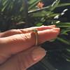 1.15ct Antique Oval Cut Diamond Chunky Bezel Ring 20