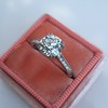 1.72ct Old European Cut Diamond Solitaire, AGS K VS1 20