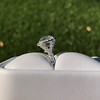 4.80ct Antique Cushion Cut Diamond Ring GIA I SI2 , Anne Marie Setting by Victor Canera 13