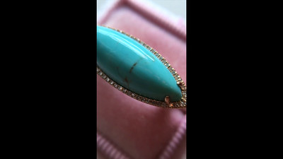 turquoiusenavette