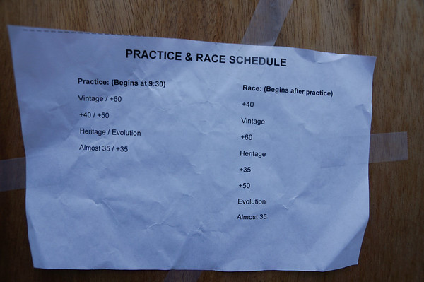 Gopher Dunes Vet Vintage Race 2016