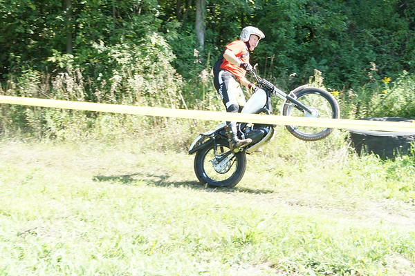 Ormstown 2014 Vintage Trials