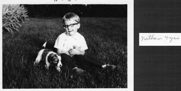 Mom's~Nathan's Childhood Pictures