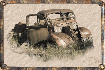 Old Ranch Truck