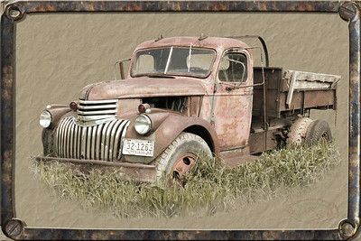 Chevy c. late 40s
