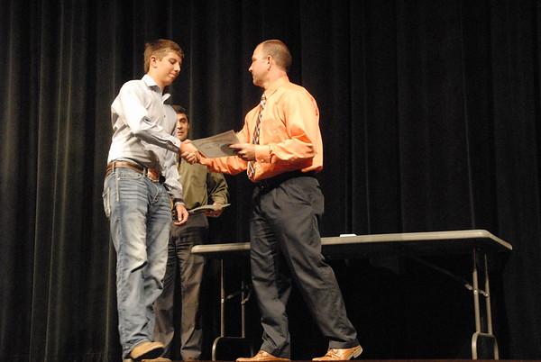 Vinton Shellsburg High School Academic Awards