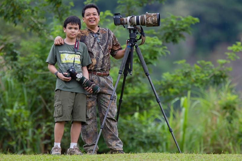 Wild BIrds of Bangkong Kahoy