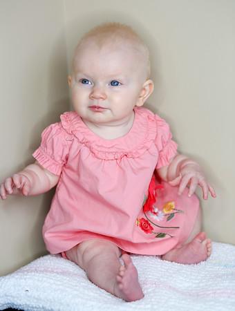 Violet 6 Months Old
