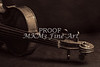 Music Art Violin Neck in Sepia 79