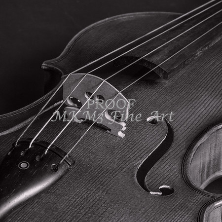 Wall Art Violin Bridge 78