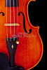 Violin Viola Body Photograph or Picture in Color 3265.02