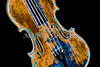 Viola Violin Drawing Strings Bridge in Color 3263.03