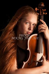 Loving the Violin Color